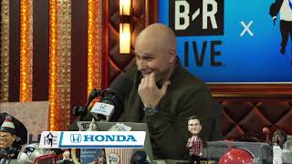 "The Voice of REason: Rich Eisen on Chris Petersen's ""Leadership Advisory Role"" 