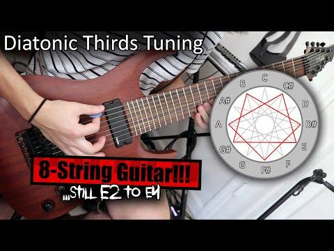 8-string guitar (thirds tuning talk)