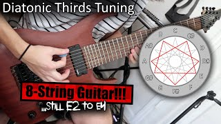 8-string guitar (thirds tuning talk)