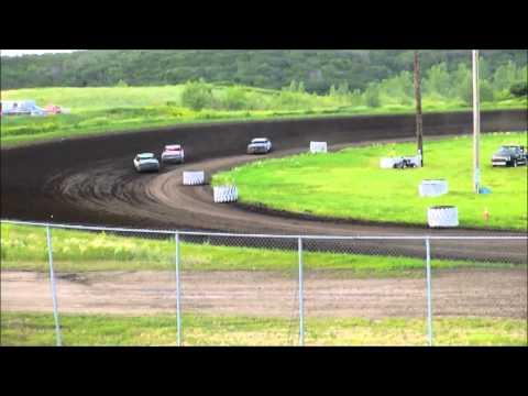 nielsen racing Fort Dodge 6-16-13