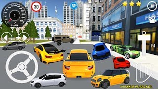 Car Driving School 3D All 9 Vehicles Unlocked Android Gameplay 2018