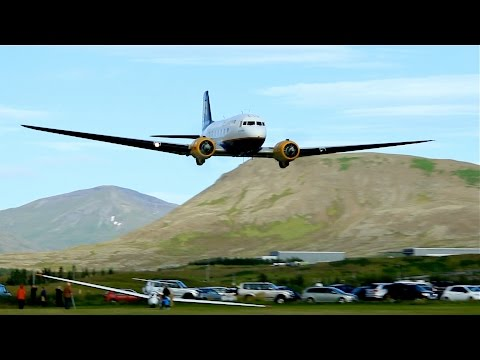 New DC-3 Lowpass Engine SOUND!