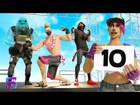 Who won the BEST LOOKING GUY IN FORTNITE