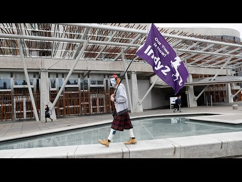 Scotland gets 2nd chance at independence referendum