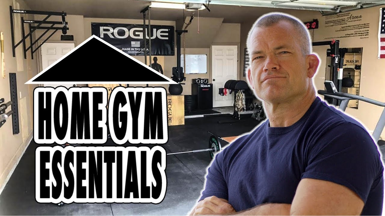 Jocko willink s home gym essentials illustrated youtube