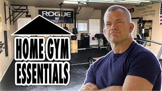 Jocko Willink's Home Gym Essentials Illustrated!