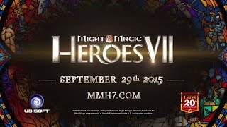 Might & Magic Heroes 7 - 101 Trailer [US]
