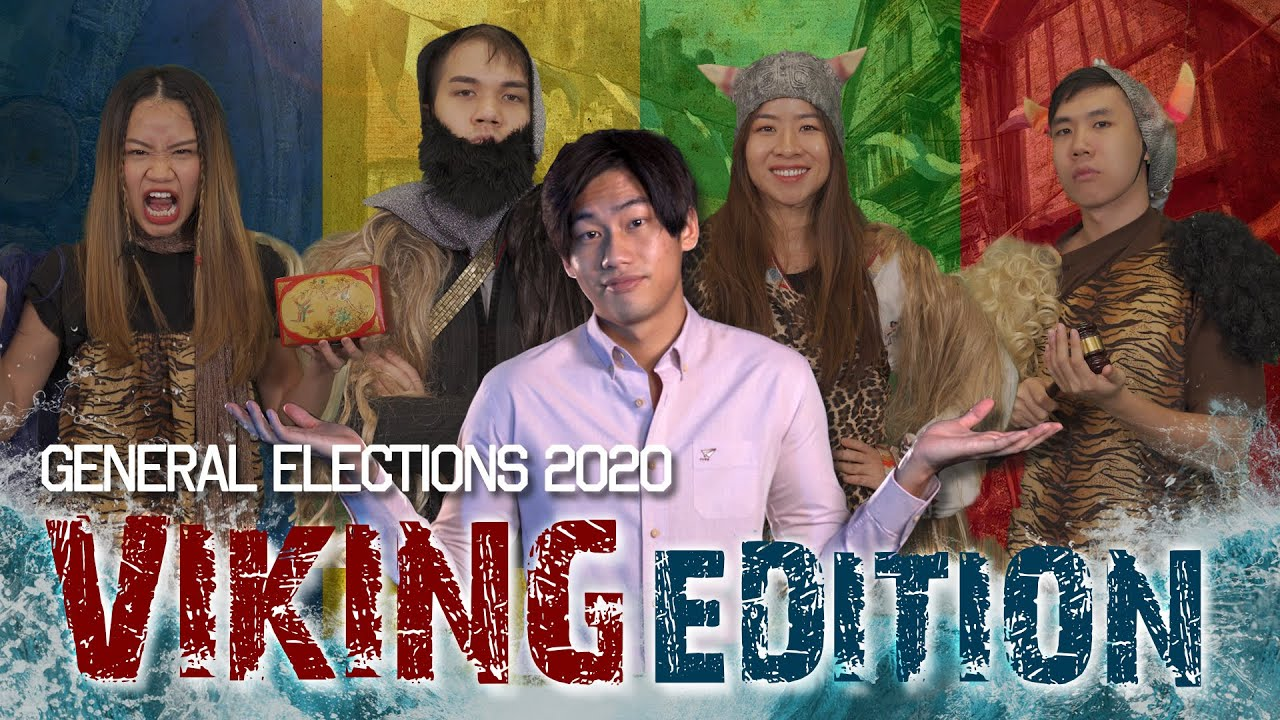 GE2020 Explained As If We Were Vikings!