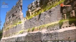 Lübnan, Bekaa Vadisi, Baal Bek Tapınağı, Büyük İskender, Heliopolis şehri
