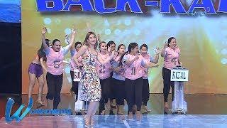 Wowowin: Team Almira Teng, waging-wagi sa 'Back-Karera!'