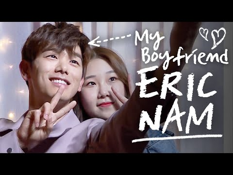 What if Eric Nam was your boyfriend for a day? • ENG SUB • dingo kdrama