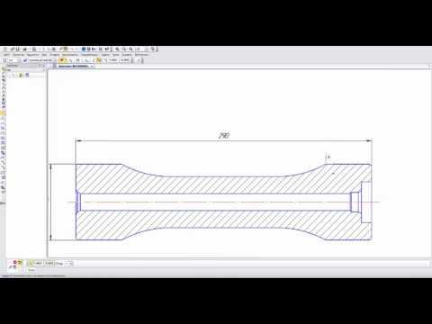 Как изменить систему координат в Компас 3Д