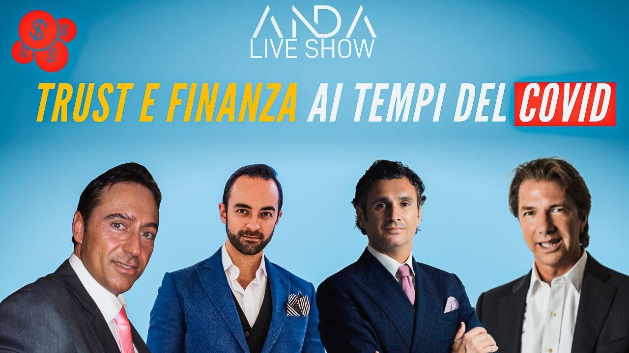 ANDA Live Show 1 – Dove Tutto Ebbe Inizio.
