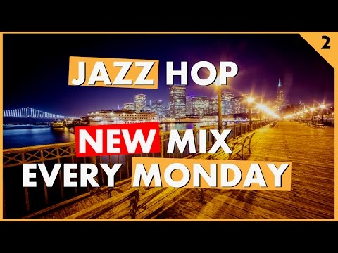 Jazz Hip Hop ''Good Vibes Jazzhop'' Mix by Groove Companion # 2