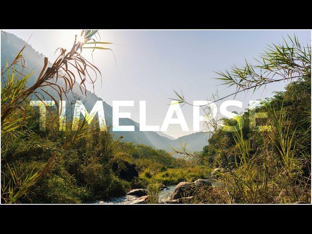 Mavis Bank River Sunrise | Timelapse  | Sony A7III + Sony 28mm F2