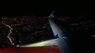 Menakjubkan pemandangan malam dari pesawat batik air @bandara Juanda