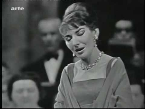Maria callas casta diva from norma by vincenzo bellini youtube - Callas casta diva ...