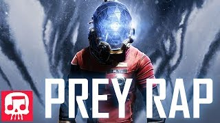 PREY RAP by JT Music feat. NerdOut - 'Open Your Eyes'