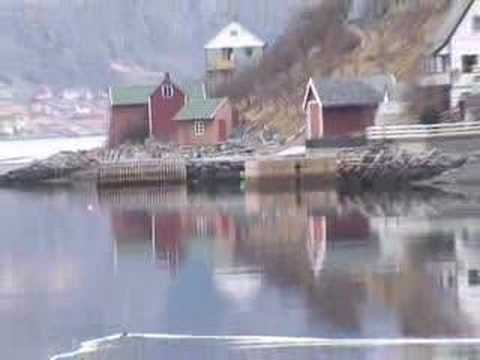 Fly into Haugesund Norway and drive to the Fjords