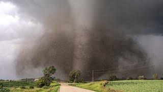 *CLOSE RANGE* The Dalton/Ashby, MN EF4 Tornado - Full Chase and Life Cycle - July 8th, 2020