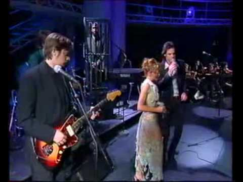 Nick Cave & Kylie Minogue -  Where The Wild Roses Grow - live NPA 96