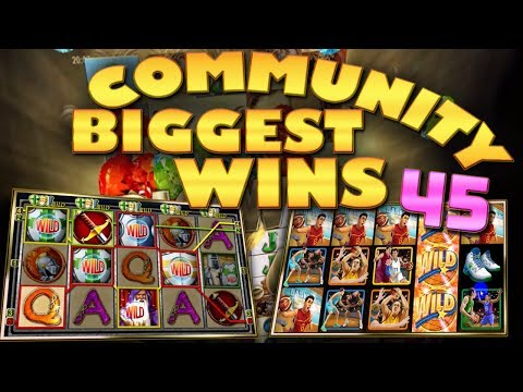 CasinoGrounds Community Biggest Wins #45