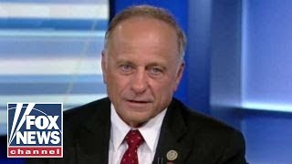 Rep. Steve King on illegal immigrant caravan controversy