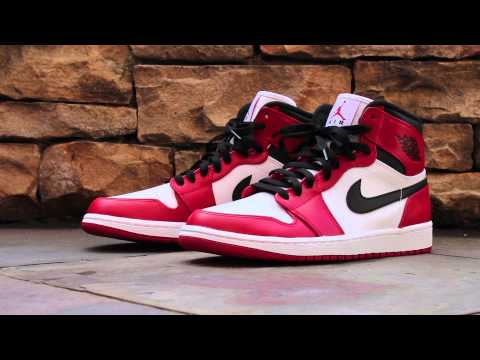 4c3528140c3 Review: Jordan 1 Retro -