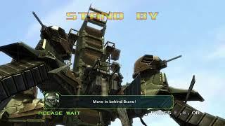 Time Crisis: Razing Storm PS3 1cc 60fps