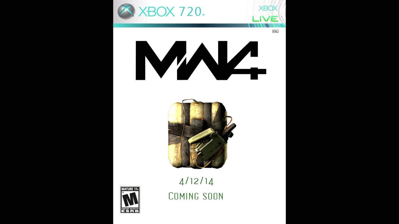 Modern warfare 4 release date in Perth