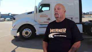 Meet Werner Owner Operator Patrick
