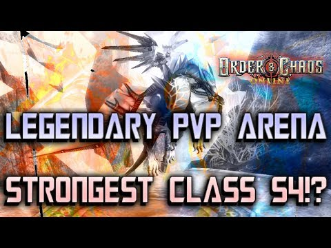 Order And Chaos Online - STRONGEST CLASS S4!? - PVP ARENA LOL