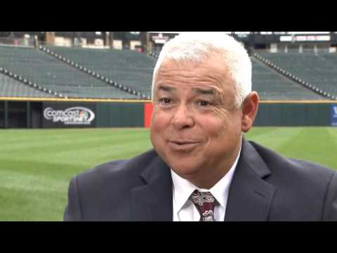 SNC: Rick Renteria talks about new job managing White Sox