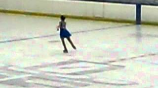 Roanna Sari Oshikawa 2010 Skate Detroit Junior Final