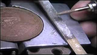 Carving Technique Explained Using Dremel Diamond Grinding Burs