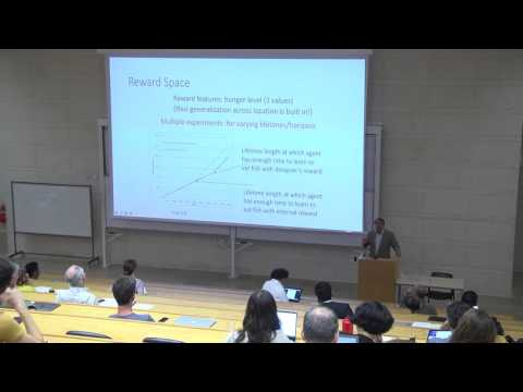 Satinder Singh Baveja: Rethinking State Action and Reward in Reinforcement Learning