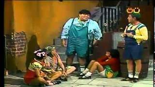 CHESPIRITO 1982- El Chavo del Ocho- Un ratero en la vecindad- parte 8 HD