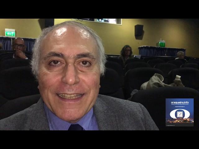 #ParlaConMe intervista al prof Marescotti sul film di Rubini