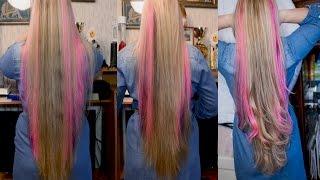 Стрижка 5 Как подстричь себя. How to cut hair yourself