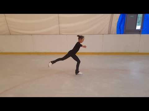 Школа А. Рябинина | IFSS | Шаги в фигурном катании (Steps). Обучение шагам в фигурном катании