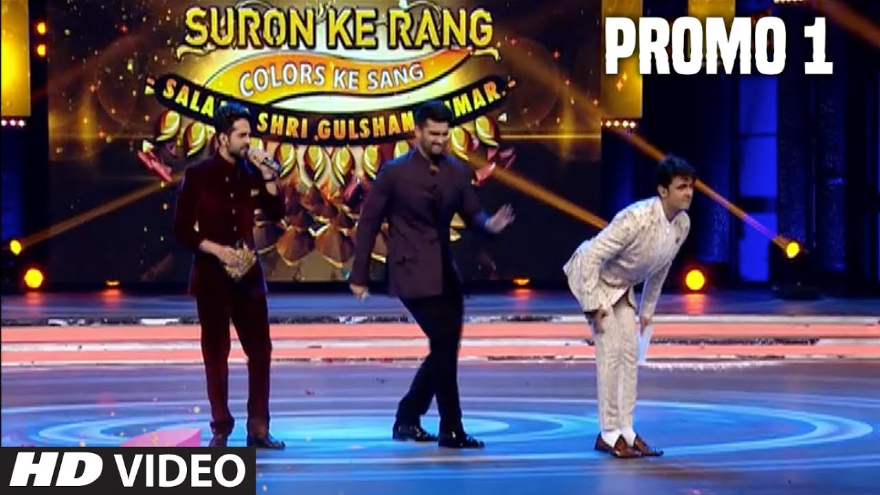 suron ke rang colors ke sang full show 2015