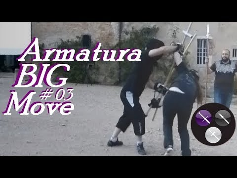 AMHE - Armatura BIG Move #03 HEMA Poleaxe