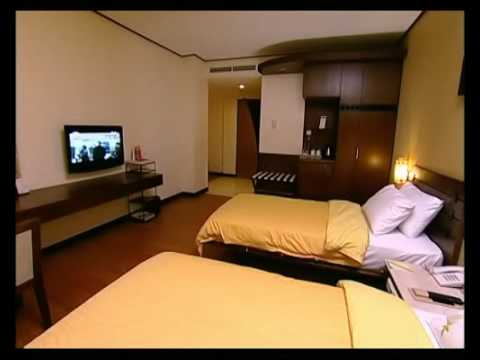 Banana Inn Hotel Spa Hotel Bandung Indonesia Deluxe Room Youtube