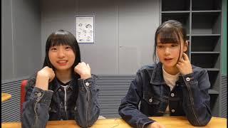 2019年5月28日(火)2じゃないよ!石黒友月vs田辺美月