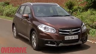 Maruti Suzuki S-Cross - First Drive Review by OVERDRIVE