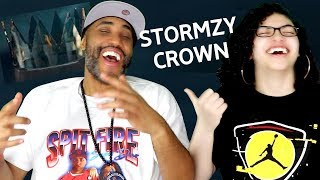MY DAD REACTS TO STORMZY - Crown REACTION