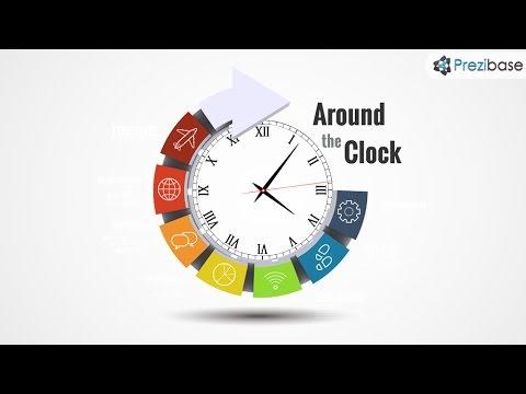 around the clock - 1000×563