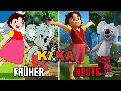 KiKa - Früher VS Heute | Jay & Arya