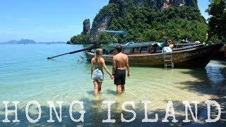 Hong Island Tour - mit dem Schiff durch Krabis Inselwelt I Thailand I Weltreisevlog #9