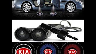 видео Проекция в двери с логотипом LED | Deviceauto.biz - девайсы для авто Краснодар